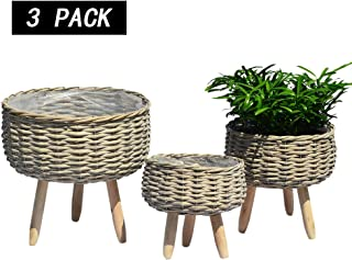 Best woven plant stand Reviews