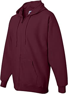Men's Full Zip Ultimate Heavyweight Fleece Hoodie