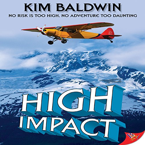 High Impact audiobook cover art