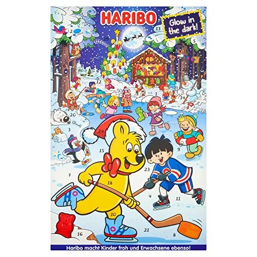 Haribo Adventskalender Weihnachten Süßigkeiten Geschenk 2021