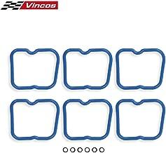 Vincos Valve Cover Gasket kit Replacement For Dodge Cummins 12 Valve 5.9 12V 6BT 5.9L 89-98