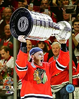 Patrick Kane Chicago Blackhawks 2015 NHL Stanley Cup® Photo (Size: 8