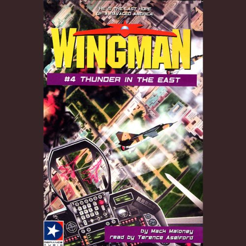 Wingman #4 audiobook cover art