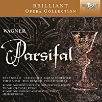 Wagner: Parsifal by Rene Kollo