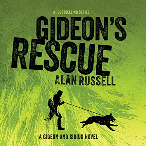 Gideon's Rescue audiobook cover art