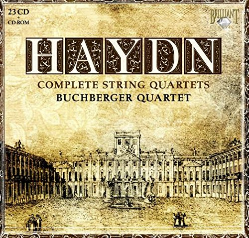 Haydn: Complete Strings Quartets 'Buchberger Quartett'