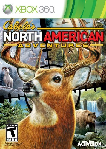 Cabela's North American Adventures 2011 - Xbox 360 by Activision