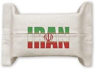 iran flag toilet paper