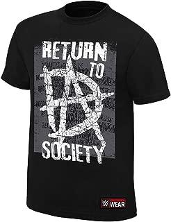 dean ambrose shirt return to society