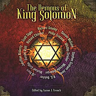 The Demons of King Solomon                   By:                                                                                                                                 Aaron J. French - editor                               Narrated by:                                                                                                                                 Karen Allers,                                                                                        Eric Dove                      Length: 12 hrs and 59 mins     Not rated yet     Overall 0.0