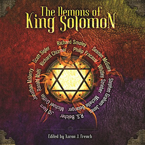 The Demons of King Solomon audiobook cover art
