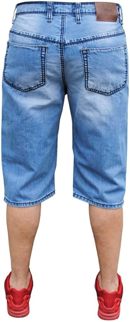 Viazoni Jeans Nico Short Hellblau