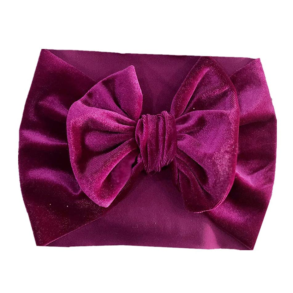 Fenleo Girls Hair Accessories Bow Flowers Hairclip Head Wrap