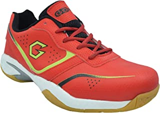 Gowin Smash Red Badminton Shoes
