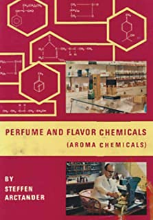 Perfume & Flavor Chemicals (Aroma Chemicals) Vol.II