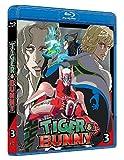 TIGER & BUNNY 3[Blu-ray/ブルーレイ]