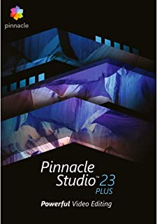 Pinnacle Studio 23 Plus - Video Editing and Screen Recorder [PC Download]