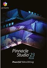 Pinnacle Studio 23 Plus - Video Editing and Screen Recorder [PC Download]