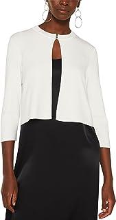ESPRIT womens 990eo1i302 Cardigan Sweater