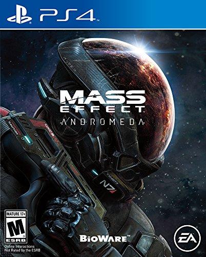 Mass Effect Andromeda (輸入版:北米) - PS4