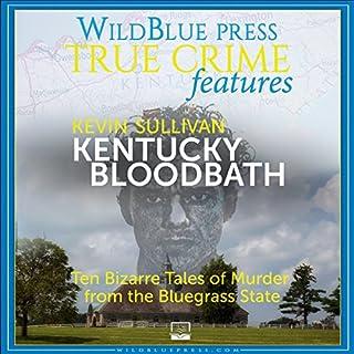 Kentucky Bloodbath audiobook cover art