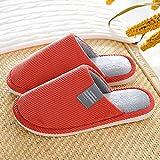 direction Sandalias para niños,Pantuflas de algodón para Hombres y Mujeres Pantuflas Pantuflas de Piel-5_40-41#,Botas de Deportes acuáticos