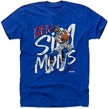 500 LEVEL Ben Simmons Shirt - Philadelphia Basketball Men's Apparel - Ben Simmons Scoop