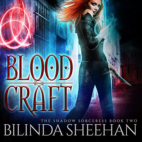 Blood Craft audiobook cover art