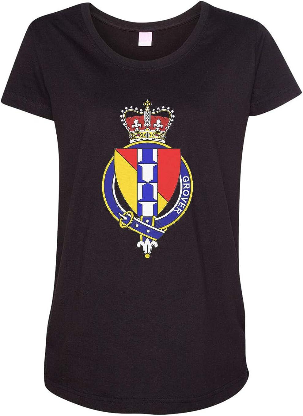 HARD EDGE DESIGN Women's English Garter Family Grover T-Shirt