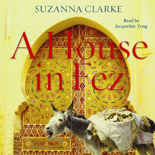 A House in Fez audiobook cover art