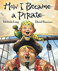 "This is the story of Jeremy who is at the beach with his family. The family is not paying attention and they don't see the pirate ship approaching and then pirates rowing to shore. Jeremy decides to join the pirates and is soon learning some pirate vocabulary, like ""Down the hatch!"" Check this blog post for a STEM challenge!"