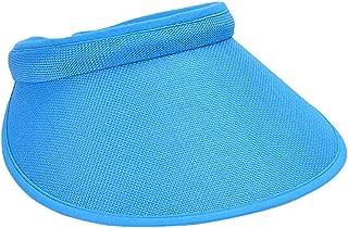 Malltop Men's Women's Soft Cotton Outdoors Baseball Cap Outdoor Visor UV Protection Casual Breathable Adjustable Hat