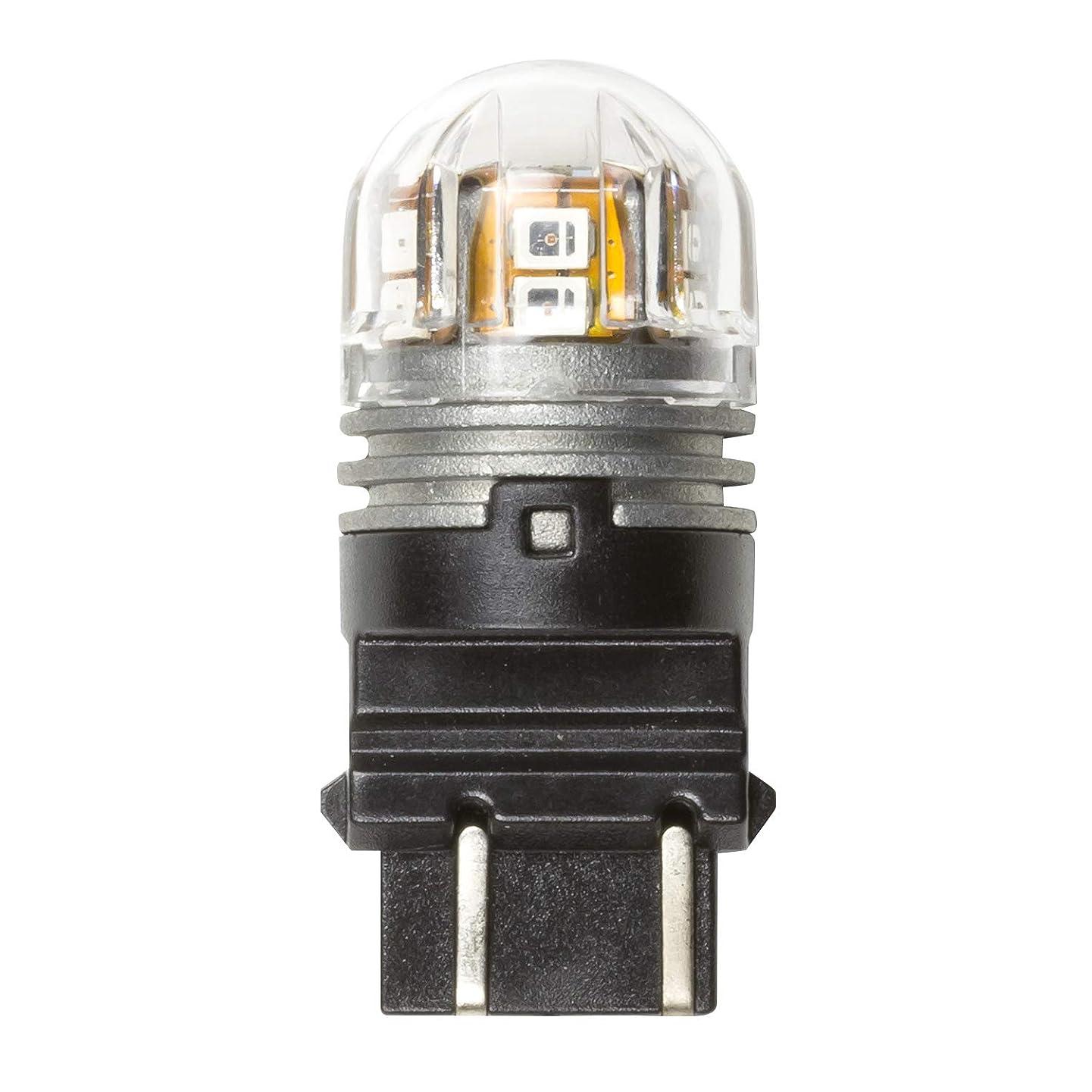 Pilot Automotive IL-3157-15RBK Flashing Brake Light Bulb (2pc / Red)