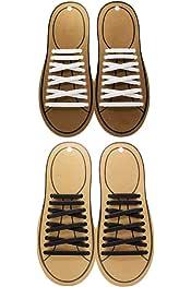 Amazon.es: cordones elasticos: Zapatos y complementos
