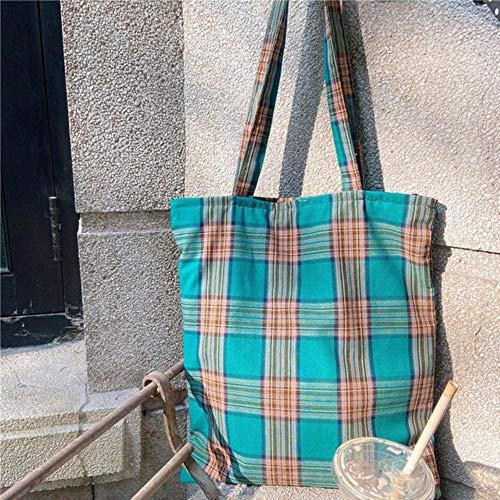 ARR Canvas Tas Rits Tote Katoen Doek Strand Handtas Eco Schouder Tassen Vintage Herbruikbare Winkeltas Voor Meisjes