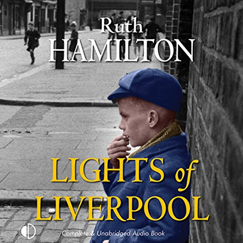 Lights of Liverpool audiobook cover art