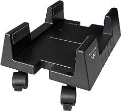 Ewent EW1290 Computer Desktop Ständer mit Rollen, Universal
