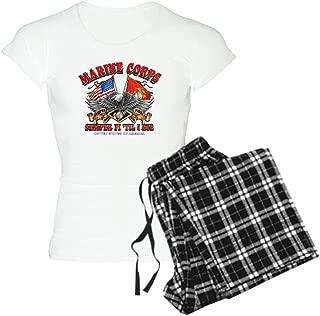 Women's Light Pajamas Marine Corps Semper Fi 'Til I Die