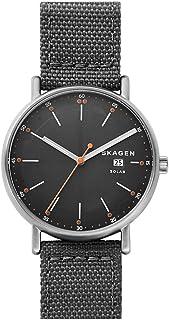 SKAGEN Men's SKW6452 Year-Round Analog-Digital Quartz Grey Band Watch