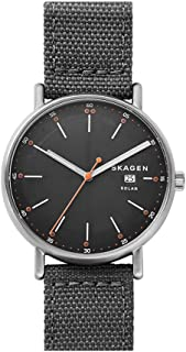 SKAGEN Men's SKW6452 Year-Round Analog-Digital Quartz Grey Band Watch