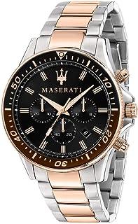 ساعة MASERATI SFIDA 44 ملم كرونوغراف للرجال