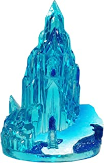 Penn-Plax Officially Licensed Disney's Frozen Ice Castle Ornament: Instantly Create an Underwater Frozen Scene, Perfect for Fans of Disney's Frozen! Perfect for Fish Tanks and Aquariums! (FZR3)