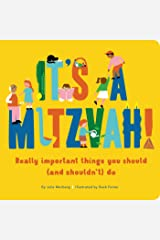 It's a Mitzvah! Board book