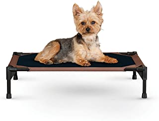 K&H Pet Products Original Pet Cot, Elevated Dog Bed Cot With Mesh Center, Multiple Sizes
