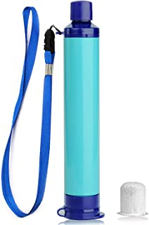 emergency drinking water filters