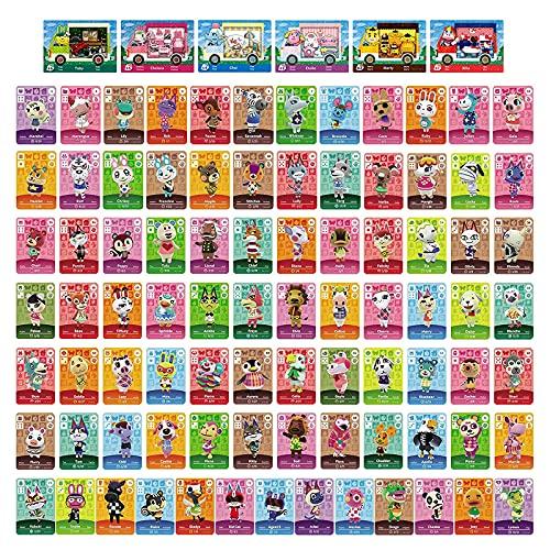 91 Tarjetas de Juego NFC para Cruces de Animales nuevos Horizontes Sanrio Amiibo para Nintendo Switch