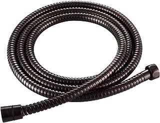 moen oil rubbed bronze shower hose