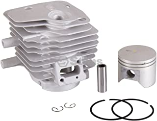 Stens 632-728 Cylinder Assembly, Includes: Piston, ring, pin and clips, Not compatible with greater than 10% ethanol fuel, Fits Partner: K650 and 700 Active I, II and III