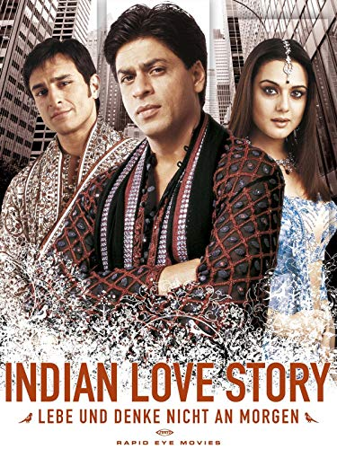 Indian Love Story - Kal Ho Naa Ho