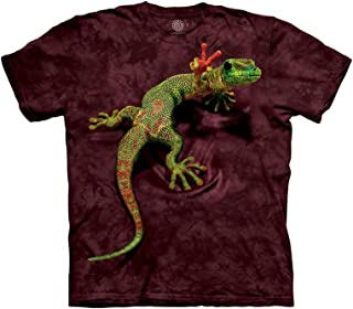 The Mountain Peace Out Gecko T-Shirt